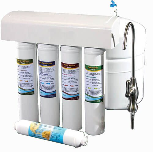 reverse osmosis tap and drinking water filtration system