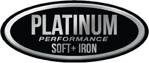 brita pro home water softener platinum performance soft plus iron tag badge