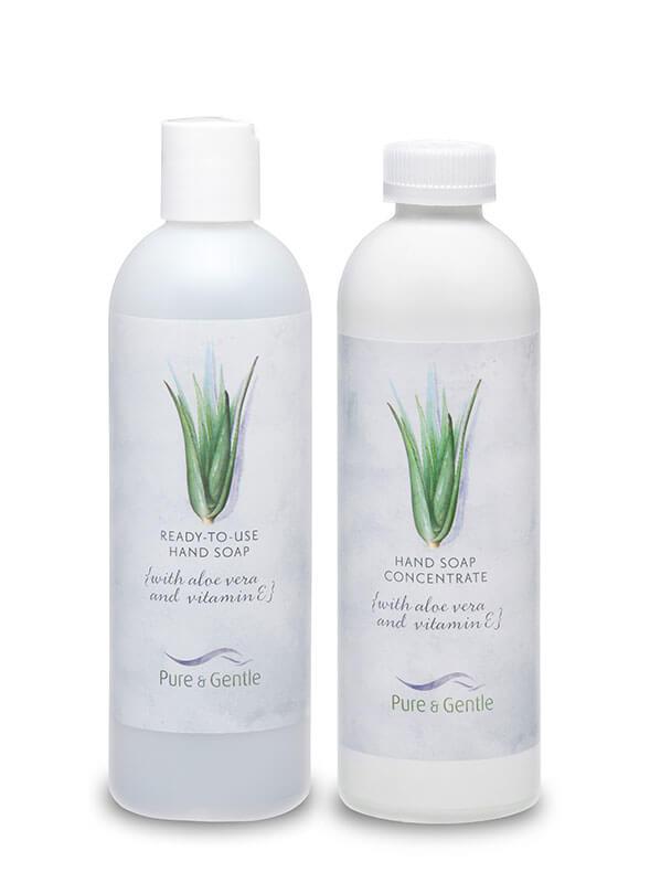 econcentrate hand soap 16oz bottle dispenser product image