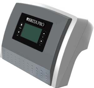 birta pro whole house water softener and filter platinum performance series control valve digital panel