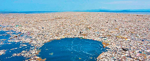 pacific garbage patch size of texas pollution ocean
