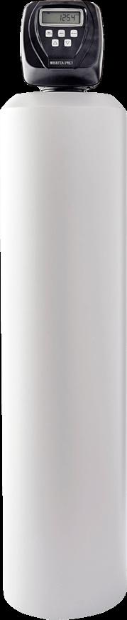 brita pro filter platinum series white tank with head control unit