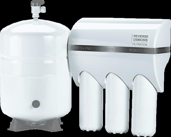 brita pro reverse osmosis system under sink high capacity