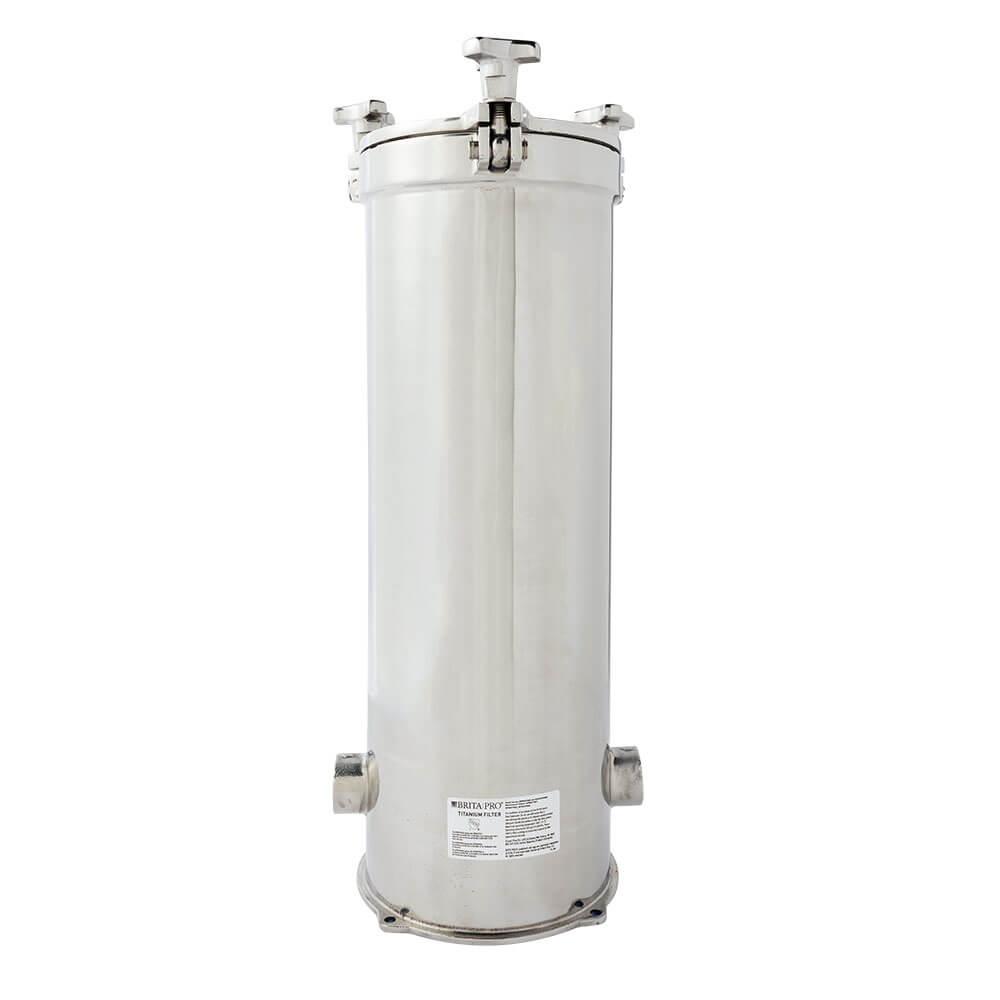 brita pro titanium reduces lead water filter back