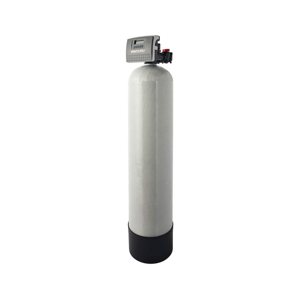 brita pro carbon water filter reduces chlorine no jacket left