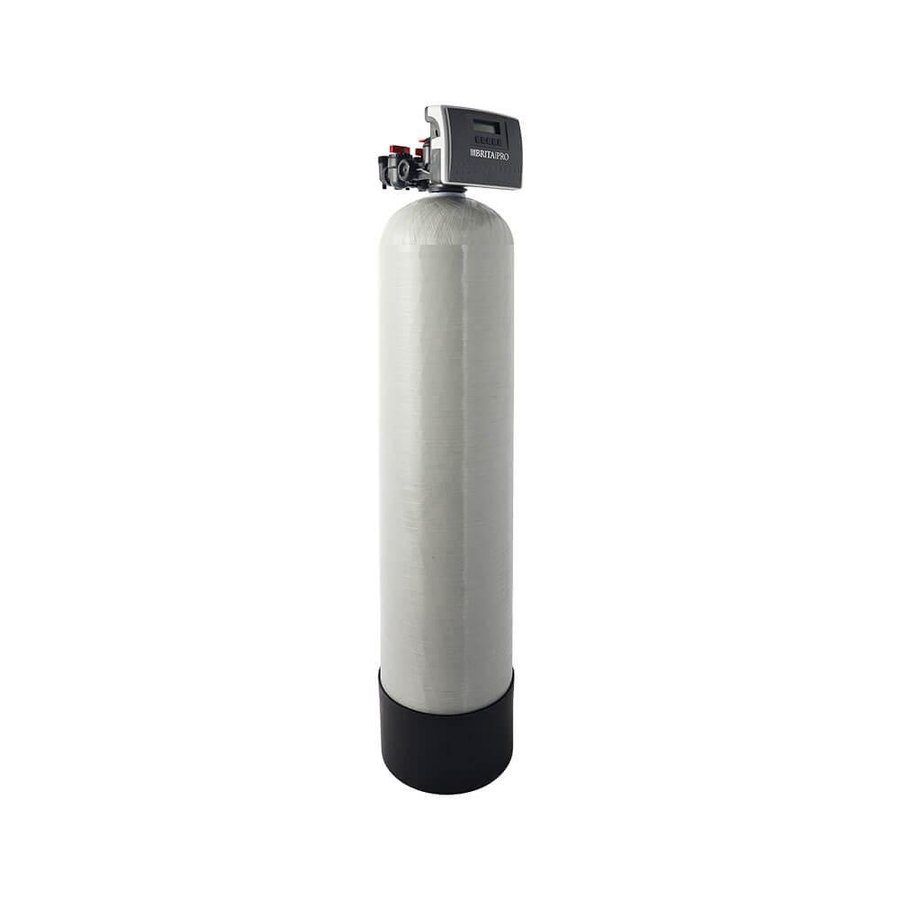 brita pro carbon water filter reduces chlorine no jacket right