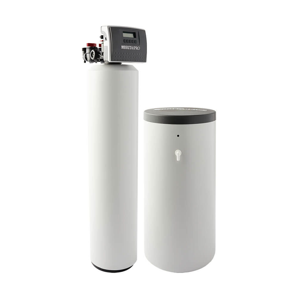 brita pro softener with brine tank filter reduces hardness with jacket right