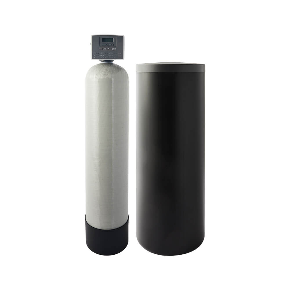brita pro softener with brine tank filter reduces hardness without jacket front