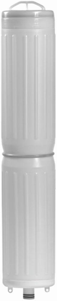 enpress cartridge tank system white granular media bottle