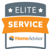 aspen water solutions home advisor elite service badge