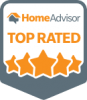top rated aspen water solutions home advisor badge